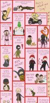 MGS3 VALENTINES by AlmightyRamtha