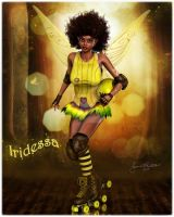 Iridessa by DigiCuriosityDesigns