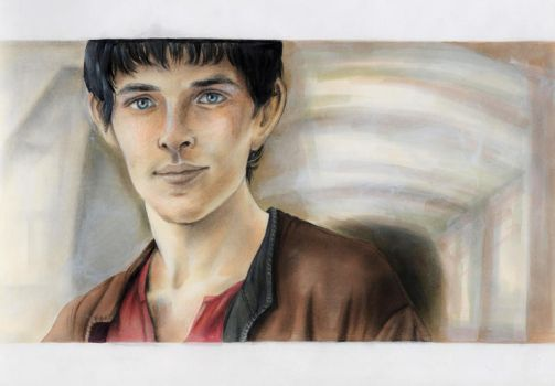 Merlin by PapouJunkie