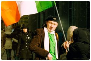 St. Patrick's day in Moscow 3 by WilliH