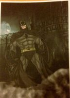 Batman Arkham by Nevillemadan007