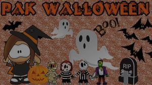 Pack Halloween by PinkLifeEditions