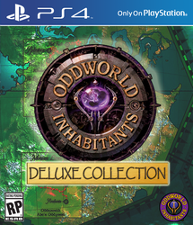 Oddworld Inhabitants: Deluxe Collection [PS4] by Migeru-D