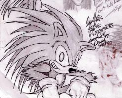 Spike the Porcupine by DSkehan2004