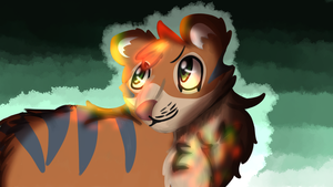 Animal Jam Tiger by AnimalLover670