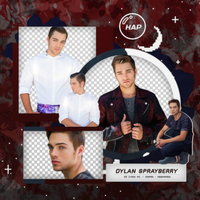 Pack Png 393 - Dylan Sprayberry by BEAPANDA