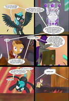 [SG06] Chapter 1 - Murmurs and Machinations by HalflingPony