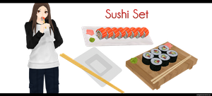 Sushi Collection by kaahgomedl