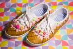 Decoden Ice Cream Custom Shoes by Mari-Kyomo