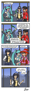 Nadeshicon 2015 promo comic by OmegaDez