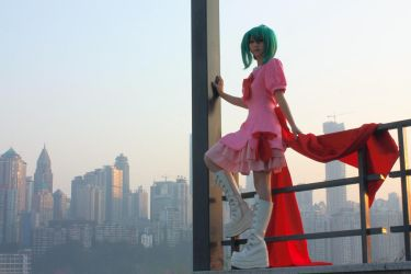 Macross Frontier-Ranka Lee by kirawinter