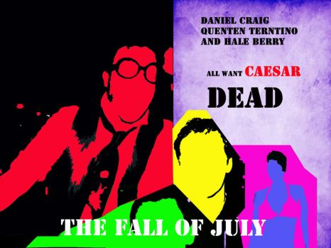 Fall of July Poster Two by viewtifulHarman
