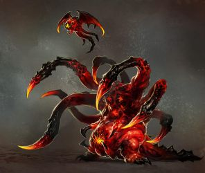 inferno breeder by michalivan
