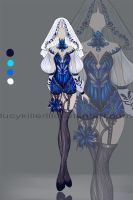 (CLOSED) Adopt Auction- Outfit 14 by LucyKILLERlll