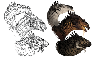 Dragons by sterlingy