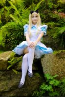 Alice in Wonderland by Chastten