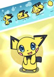 [TF] Magical Pichu Girl! [8] by MagicalTF