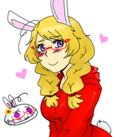 APH: Bunny Meg by HuronGirl