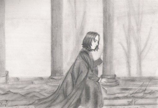 Snivelly by Severus-Snape-Club