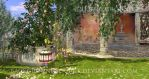 Garden - premade background by BackgroundSource
