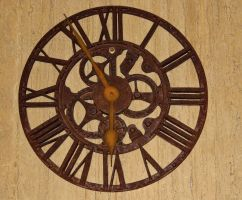 Clock 03 by cemacStock