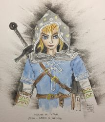 Inspired by LINK by 8Annett8