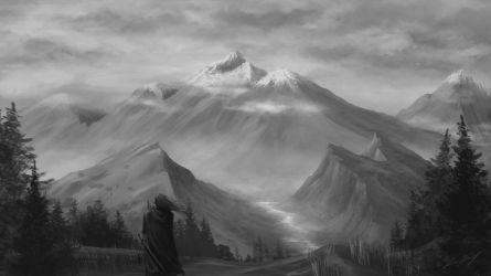 Valley of the Mist by JG1723