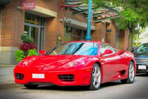F360 Modena by SeanTheCarSpotter