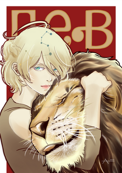 [ZODIAC] LEO by rainlikestars