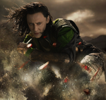 Loki in Thor 2 by Taitiii