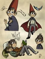 Wirt The Pilgrim by Piddies0709