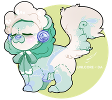 Free Lacelion adopt [closed] by UNlCORE
