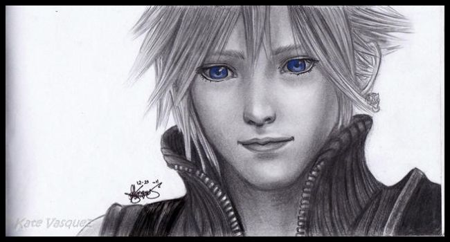 Cloud Strife- Forgiveness by xXExenoratedXx