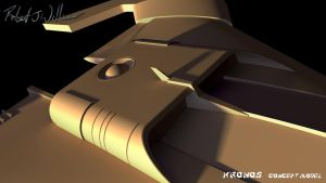 My Version Of Kronos 1 Study Model part 25 by XFozzboute