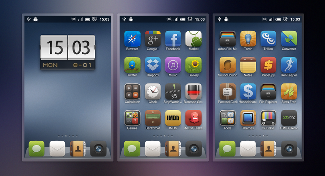 Suave HD Theme by nmartin84