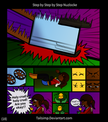 Step by Step by Step Nuzlocke Page 18 by Tailsimp