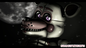 [SFM] Funtime Foxy by Dragon-FuzionSFM