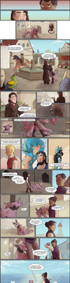 {DB OCT} Audition: Before the Storm by VeloJello