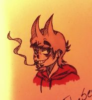 Tord (finished) by TheSewingLady