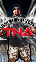 Bully Ray - Poster Size by RedScar07
