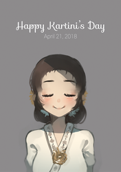 Happy Kartinis Day by Minzuchi