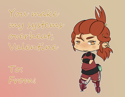 Valentines from Majorie by kuromizuouji