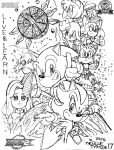 LIVE AND LEARN!!! Sonic Adventure 2 Artwork Take 3 by BlueTyphoon17