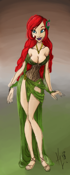 Persephone Redesign Color WIP2 by BorderTownDirector