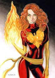 Dark Phoenix by MarcelloHolanda