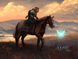Been Riding for a While by jonathanguzi