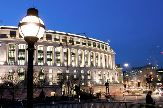 Unilever House at Night by colexus