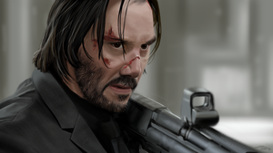 John Wick by JamBarclay