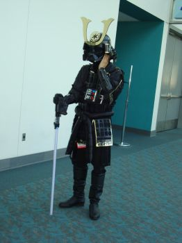 Samurai - ComicCon 2010 by Shiny-Fox