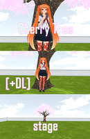 [MMD] Cherry Stage [Yandere Simulator] [+DL] by BooMaker